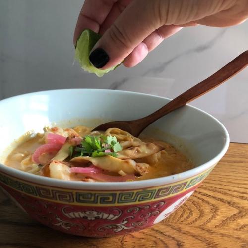 Instant Thai Noodles